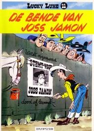LUCKY LUKE 11. DE BENDE VAN JOSS JAMON LUCKY LUKE, MORRIS, GOSCINNY, RENÉ, Paperback