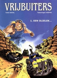 VRIJBUITERS 01. EEN OLIELEK... VRIJBUITERS, Sébastien, Vastra, Paperback