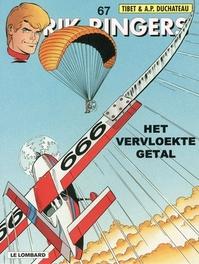 RIK RINGERS 67. HET VERVLOEKTE GETAL RIK RINGERS, TIBET, Paperback