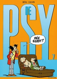 PSY 07. WIE EERST? PSY, Cauvin, Raoul, Paperback