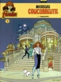 FRANKA 09. MOORDENDE CONCURRENTIE (NIEUWE COVER) FRANKA, Kuijpers, Henk, Paperback