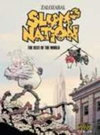 SLUM NATION 03. LIKE A ROLLING STONE SLUM NATION, Zalozabal, Paperback