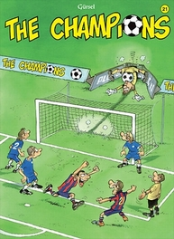 CHAMPIONS 21. DEEL 21 The Champions, Gürsel, Paperback