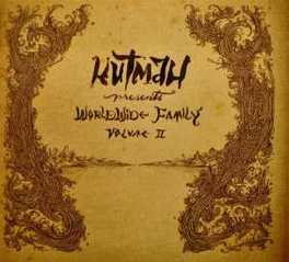 WORLDWIDE FAMILY VOL.2 BY KUTMAH V/A, CD