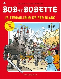 Le ferrailleur fer blanc Bob et Bobette, Vandersteen, Willy, Paperback