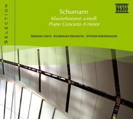 PIANO CONCERTO A MINOR COSTA/GULBENKIAN R. SCHUMANN, CD