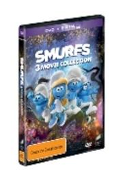 De Smurfen 1-3, (DVD). DVDNL