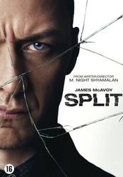Split, (DVD)