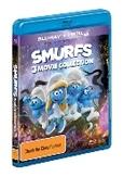 De Smurfen 1-3, (Blu-Ray)
