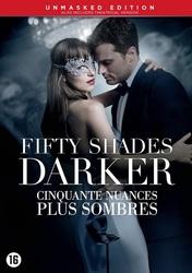 Fifty shades darker, (DVD)