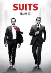 Suits - Seizoen 6 , (DVD)