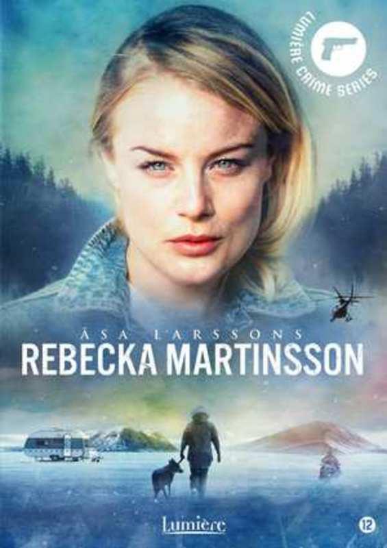 Rebecka Martinsson - Seizoen 1, (DVD) CAST: IDA ENGVOLL, EVA MELANDER, JAKOB OHRMAN Larsson, Asa, DVDNL