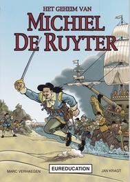 EUREDUCATION 01. HET GEHEIM VAN MICHIEL DE RUYTER EUREDUCATION, Verhaegen, Marc, Paperback