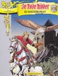 RODE RIDDER 222. DE DUISTERBURCHT De Rode Ridder, Lodewijk, Martin, Paperback