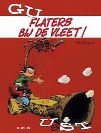 GUUST FLATER 08. FLATERS BIJ DE VLEET GUUST FLATER, Franquin, André, Paperback