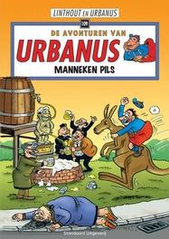 Manneken Pils URBANUS, Linthout, Paperback