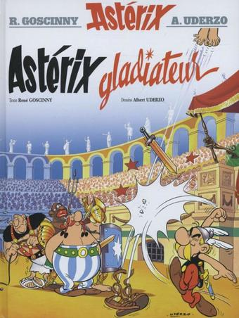 ASTERIX HC04. GLADIATEUR