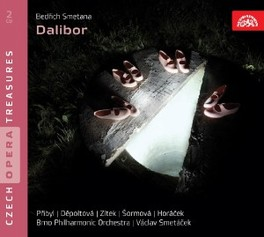 DALIBOR BRNO STATE P.O./PANCIK B. SMETANA, CD