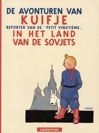 KUIFJE 01. KUIFJE IN HET LAND VAN DE SOVJETS KUIFJE, Hergé, Paperback