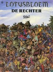 LOTUSBLOEM 06. DE RECHTER