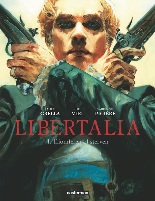LIBERTALIA HC01. TRIOMFEREN OF STERVEN 1/3 LIBERTALIA, Pigière, Fabienne, Hardcover