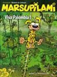 MARSUPILAMI 20. VIVA PALOMBIA ! MARSUPILAMI, Franquin, André, Paperback