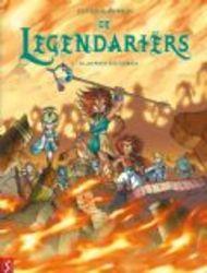 De Legendariers SC 8 KLAUWEN EN VEREN, Paperback