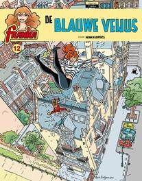FRANKA 12. DE BLAUWE VENUS (GEHEEL HERZIENE EDITIE) FRANKA, Kuijpers, Henk, Paperback