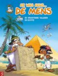 ER WAS EENS... DE MENS 2 - De vruchtbare valleien en Egypte (Afroula Hadjiyannakis, Jean Barbaud, Jean-Charles Gaudin), Paperbac