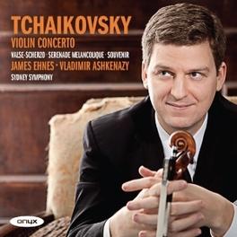 VIOLIN CONCERTO SYDNEY S.O./VLADIMIR ASHKENAZY P.I. TCHAIKOVSKY, CD