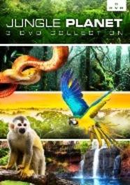 Jungle planet, (DVD). DVDNL