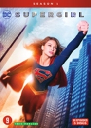 Supergirl - Seizoen 1, (DVD) BILINGUAL /CAST: MELISSA BENOIST, MEHCAD BROOKS Shuster, Joe, DVD