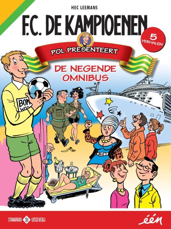 KAMPIOENEN OMNIBUS 09. POL PRESENTEERT de negende omnibus, Leemans, Hec, Paperback