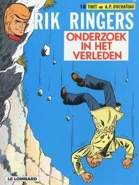RIK RINGERS 18. ONDERZOEK IN VERLEDEN RIK RINGERS, TIBET, Paperback