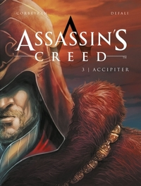 ASSASSIN'S CREED 03. ACCIPITER ASSASSIN'S CREED, Corbeyran, Eric, Paperback