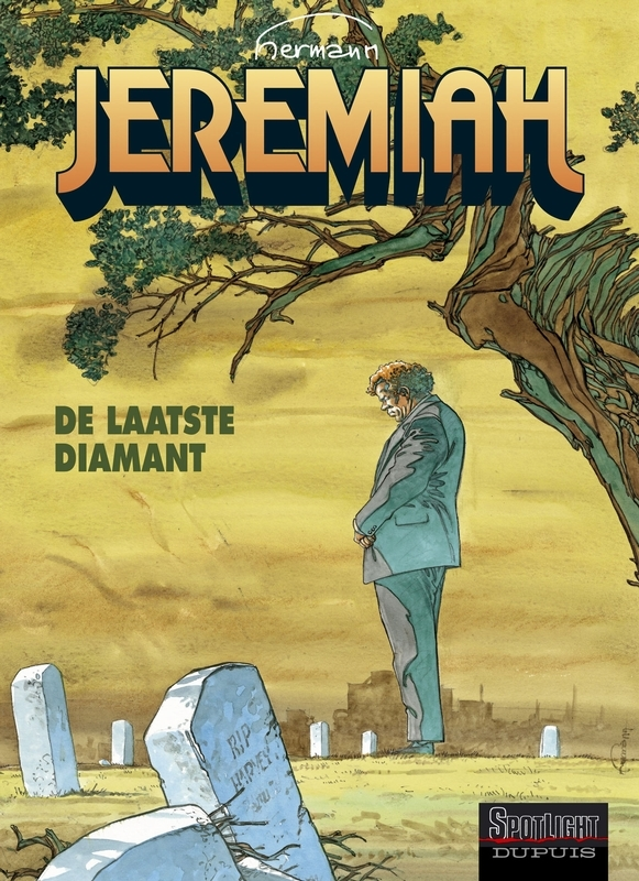 JEREMIAH 24. DE LAATSTE DIAMANT JEREMIAH, HUPPEN, HERMANN, Paperback