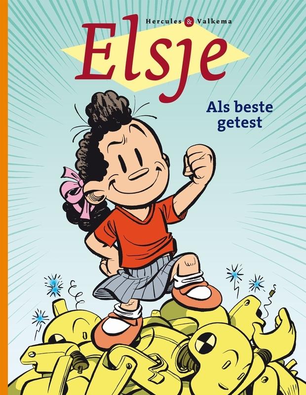 Als beste getest ELSJE A4, VALKEMA, GERBEN, HERCULES, ERIC, Paperback
