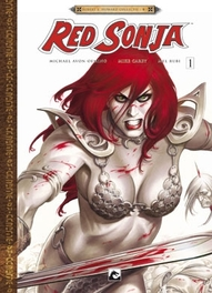 RED SONJA HC01. BRANDENDE SCHEDELS RED SONJA, Carey, Mike, Hardcover