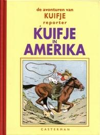 KUIFJE FACSIMILE Z/W 03. KUIFJE IN AMERIKA KUIFJE FACSIMILE Z/W, Hergé, Hardcover
