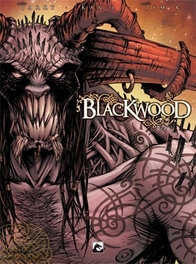 Blackwood BLACKWOOD, Nicolas Jarry, Hardcover