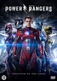 Power rangers, (DVD)