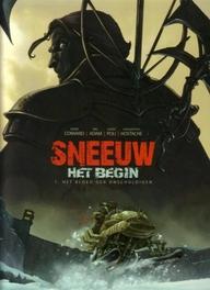 SNEEUW HC01. HET BLOED DER ONSCHULDIGEN SNEEUW, GINE, Hardcover