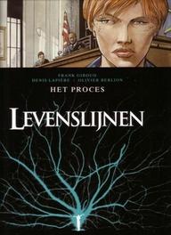 LEVENSLIJNEN HC09. FAMILY VAN 4B 4a Het proces, Lapière, Denis, Hardcover