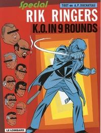 RIK RINGERS 31. K.O. IN 9 ROUNDS RIK RINGERS, TIBET, Paperback