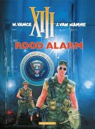 COLLECTIE XIII 05. ROOD ALARM COLLECTIE XIII, VANCE, WILLIAM, HAMME, JEAN VAN, Paperback