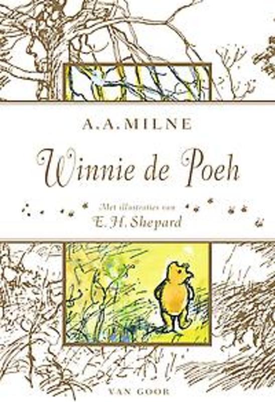 Winnie de Poeh Jubileumuitgave, Milne, A.A., Hardcover
