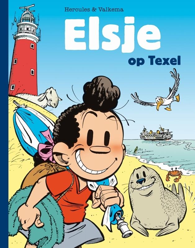 Elsje op Texel elsje op Texel, Gerben, Valkema, Paperback