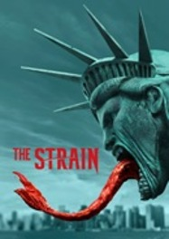 STRAIN SEASON 3 BILINGUAL /CAST: COREY STOLL, MIA MAESTRO. TV SERIES, Blu-Ray