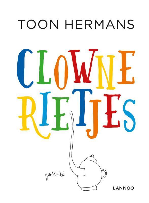 9789401447003 - Clownerietjes. Hermans, Toon, Hardcover - Boek