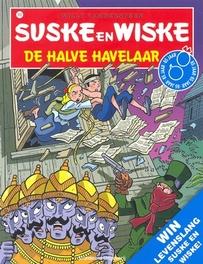 De halve havelaar Suske en Wiske, Vandersteen, Willy, Paperback